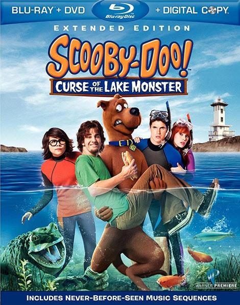 دانلود فیلم اسکوبی دوو نفرین هیولای دریاچه Scooby-Doo! Curse of the Lake Monster 2010 با زیرنویس فارسی