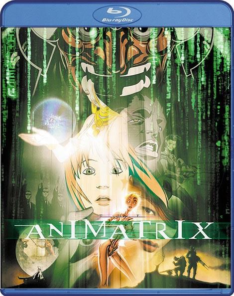 دانلود انیمیشن انیماتریکس The Animatrix 2003 با دوبله فارسی و زیرنویس فارسی