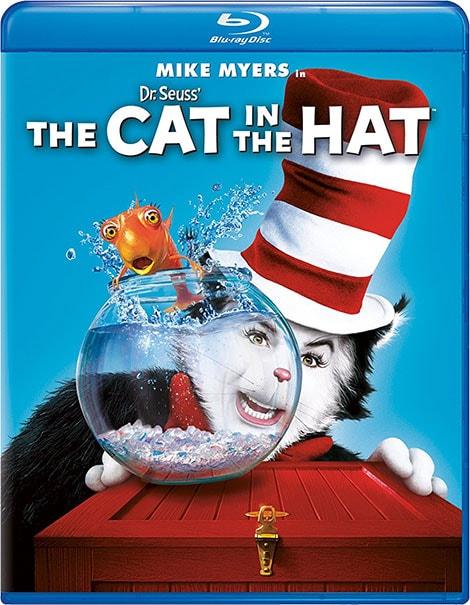 دانلود فیلم گربه کلاه به سر The Cat in the Hat 2003 با دوبله فارسی
