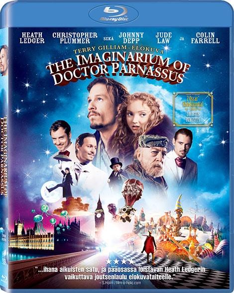دانلود فیلم تخیلات دکتر پارناسوس The Imaginarium of Doctor Parnassus 2009 با دوبله فارسی