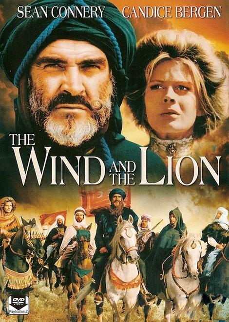 دانلود فیلم The Wind and the Lion شیر و باد 1975 با دوبله فارسی و زیرنویس فارسی