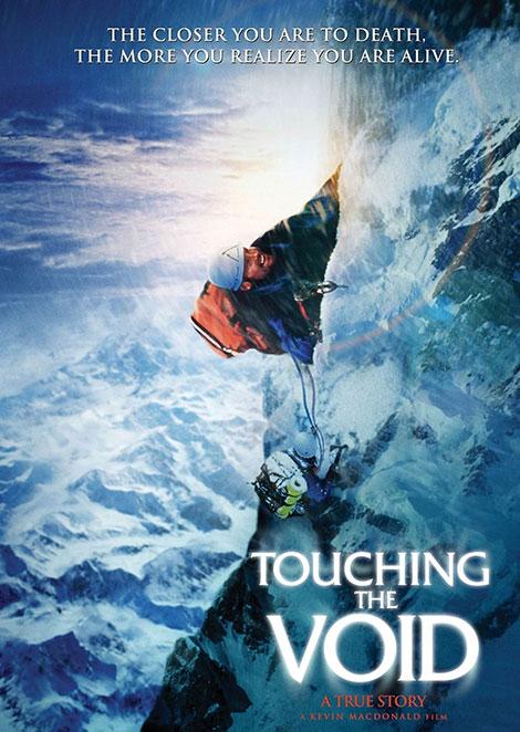 دانلود مستند لمس خلاء Touching the Void 2003 با دوبله فارسی