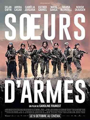دانلود فیلم Sisters In Arms خواهران جنگ 2019 با زیرنویس فارسی