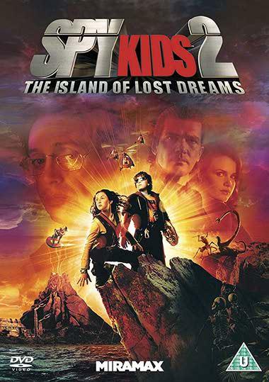 دانلود فیلم Spy Kids 2: Island of Lost Dreams بچه های جاسوس ۲ با دوبله فارسی