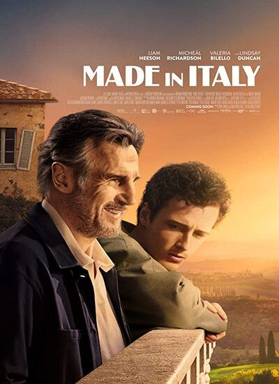 دانلود فیلم Made in Italy ساخت ایتالیا 2020 با دوبله فارسی