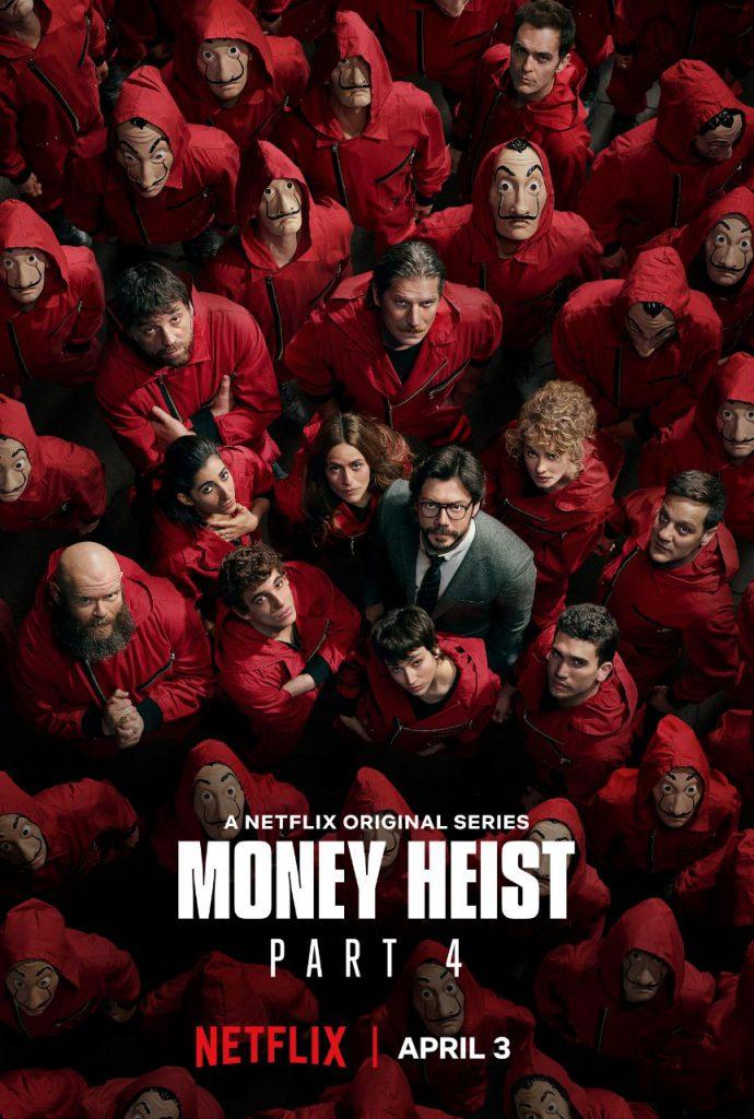 دانلود سریال Money Heist مانی هیست 2017 با زیرنویس فارسی