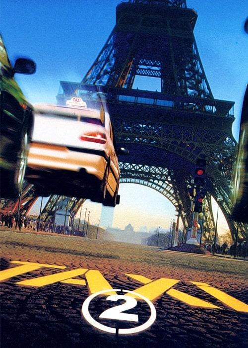 دانلود فیلم تاکسی 2 Taxi 2 2000 با زیرنویس فارسی   نیکی دیلی