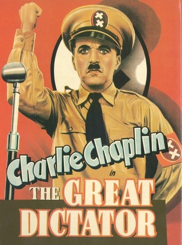 دانلود فیلم The Great Dictator دیکتاتور بزرگ 1940 با دوبله فارسی