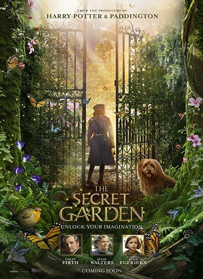 دانلود فیلم The Secret Garden باغ اسرار آمیز 2020 با دوبله فارسی