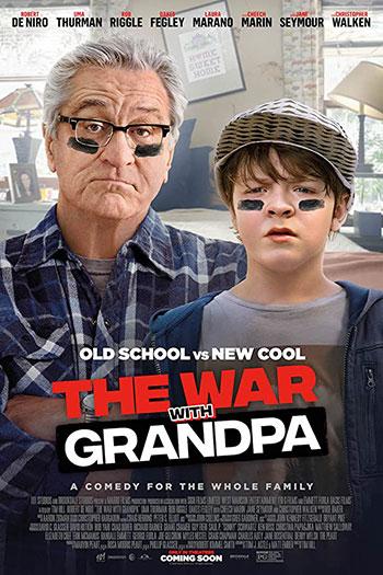 دانلود فیلم The War with Grandpa جنگ با پدربزرگ 2020 با زیرنویس فارسی