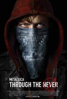دانلود فیلم Metallica Through The Never متالیکا از طریق هرگز 2013 با زیرنویس فارسی
