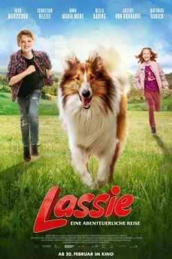 دانلود فیلم Lassie Come Home لاسی بیا خونه 2020 با دوبله فارسی
