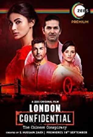 دانلود فیلم London Confidential لندن محرمانه 2020 با زیرنویس چسبیده فارسی