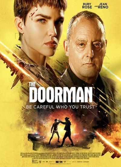 دانلود فیلم The Doorman دربان 2020