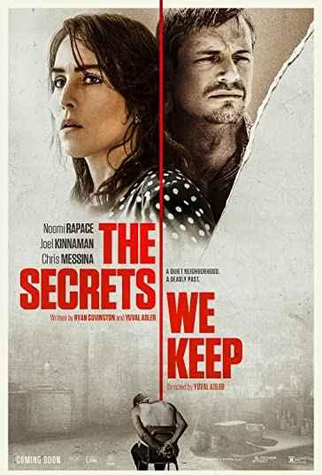 دانلود فیلم The Secrets We Keep اسراری که ما نگه می داریم 2020