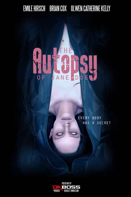 دانلود فیلم The Autopsy of Jane Doe کالبد شکافی جین دو 2016