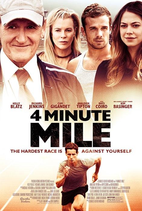 دانلود فیلم 4Minute Mile یک مایل در 4 دقیقه 2014 با دوبله فارسی