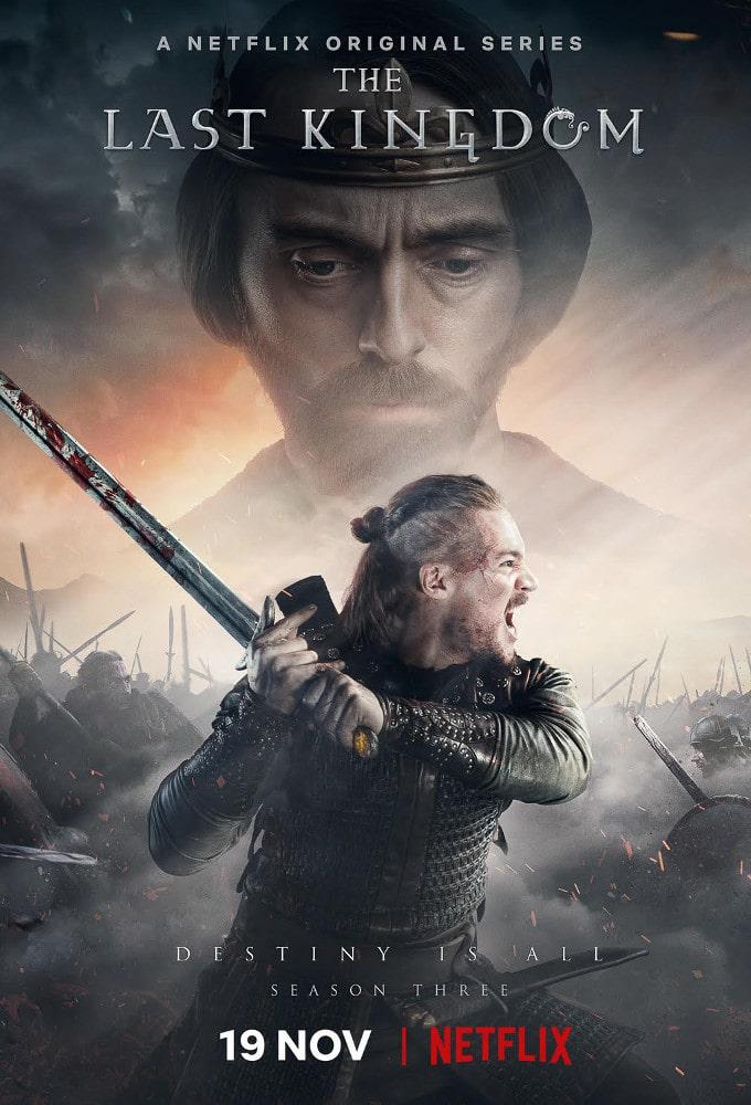 دانلود سریال The Last Kingdom پادشاهی آخر 2015 با زیرنویس چسبیده فارسی