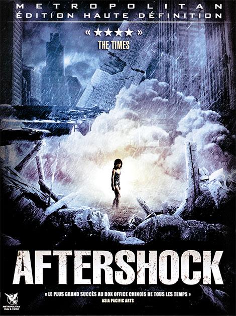 دانلود فیلم Aftershock پس لرزه 2012 با دوبله فارسی