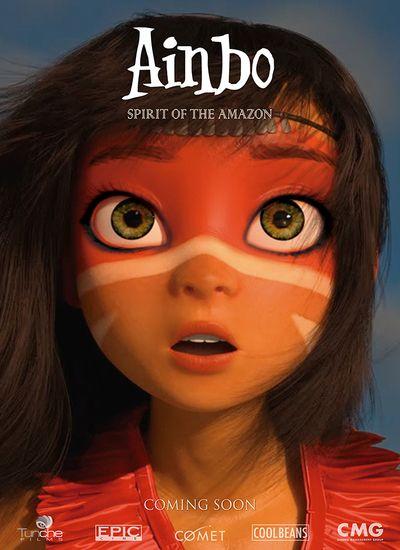 دانلود انیمیشن Ainbo آینبو 2021