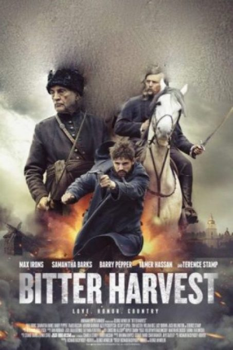 دانلود فیلم Bitter Harvest محصول تلخ 2017