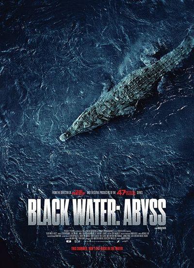 دانلود فیلم Black Water: Abyss دریاچه سیاه: پرتگاه 2020 با دوبله فارسی