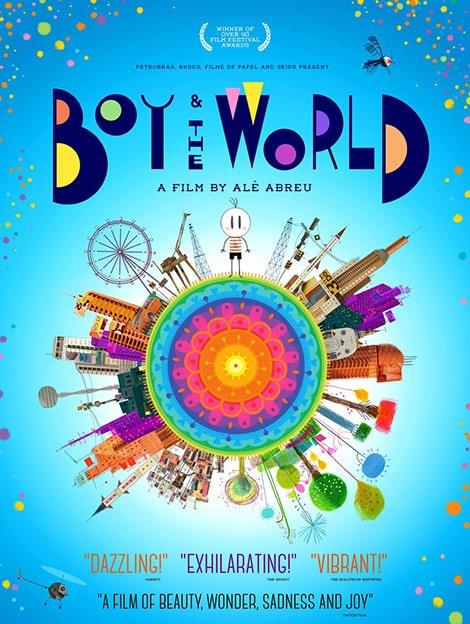 دانلود انیمیشن Boy and the World پسر و دنیا 2013 با دوبله فارسی