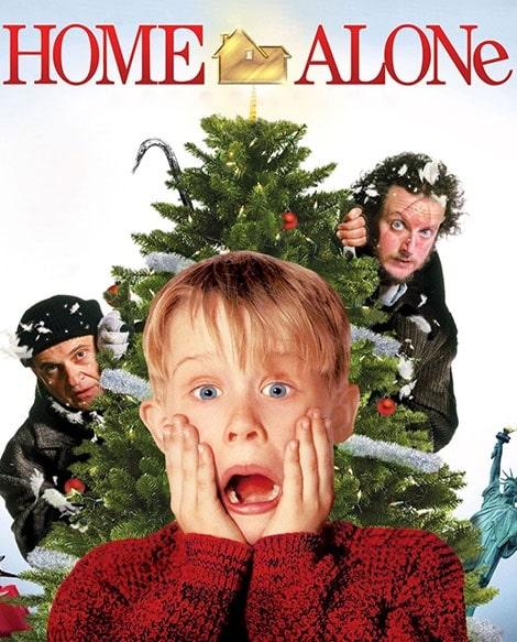 دانلود فیلم Home Alone تنها در خانه 1990 با دوبله فارسی