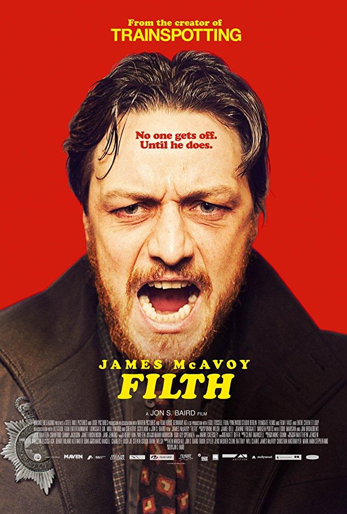 دانلود فیلم filth کثافت 2013 با زیرنویس چسبیده فارسی