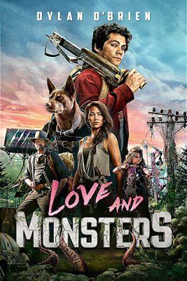 دانلود فیلم Love and Monsters مشکلات هیولا 2020