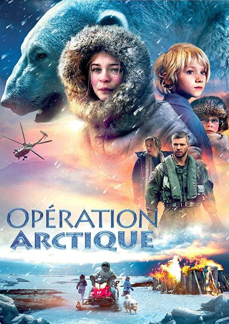 دانلود فیلم Operation Arctic قطب شمال 2014 با دوبله فارسی