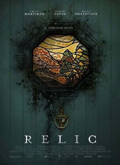 دانلود فیلم Relic یادگار 2020