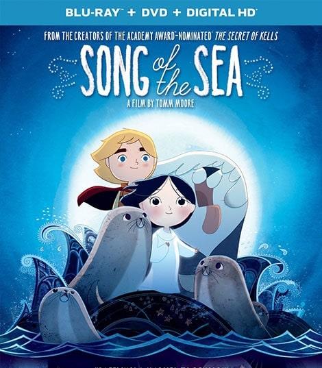 دانلود انیمیشن Song of the Sea ترانه دریا 2014 با دوبله فارسی