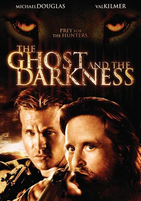 دانلود فیلم The Ghost and the Darkness شبح و تاریکی 1996 با دوبله فارسی
