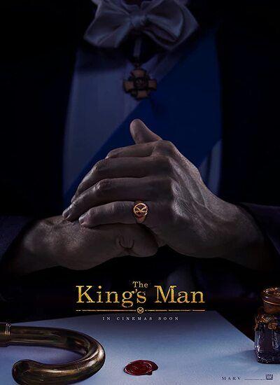 دانلود فیلم The King's Man کینگزمن 3 2020