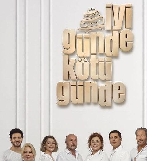 دانلود سریال Iyi Gunde Kotu Gunde در روزهای غم و شادی 2020