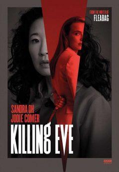 دانلود سریال Killing Eve کشتن ایو 2018 با زیرنویس چسبیده فارسی
