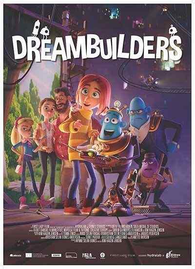 دانلود انیمیشن Dreambuilders رویاپردازان 2020 با دوبله فارسی