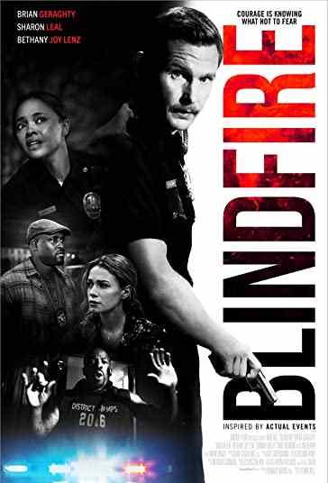 دانلود فیلم Blindfire شلیک کور 2020