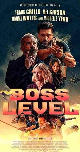 دانلود فیلم Boss Level رتبه رئیس 2020