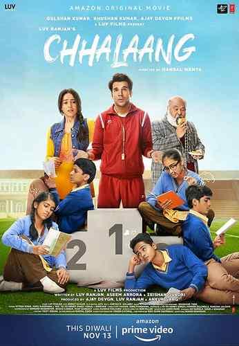 دانلود فیلم Chhalaang پرش 2020 با زیرنویس چسبیده فارسی