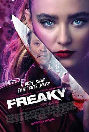 دانلود فیلم Freaky عجیب و غریب 2020
