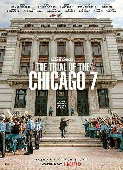 دانلود فیلم The Trial of the Chicago 7 محاکمه 7 شیکاگویی 2020 با دوبله فارسی