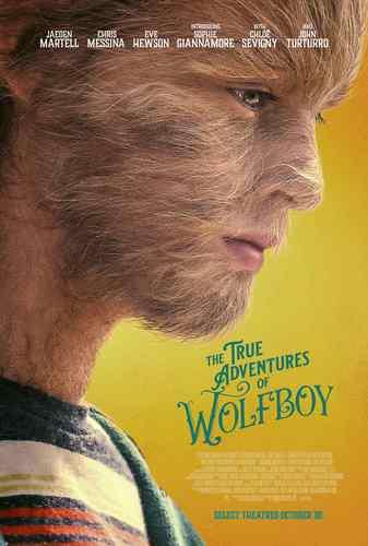 دانلود فیلم The True Adventures of Wolfboy ماجراهای واقعی وولفبوی 2019 با دوبله فارسی