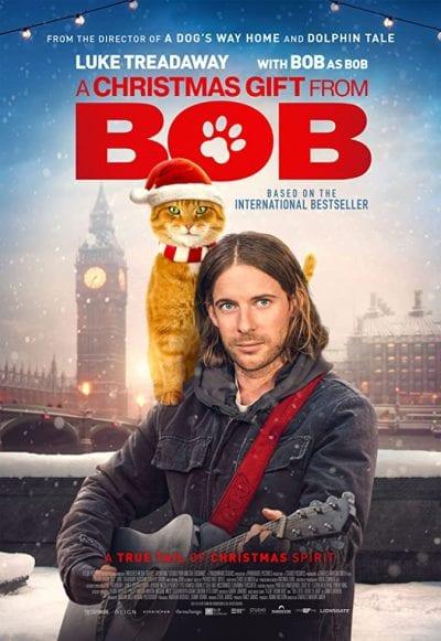 دانلود فیلم A Christmas Gift from Bob هدیه کریسمس باب 2020 با زیرنویس چسبیده فارسی