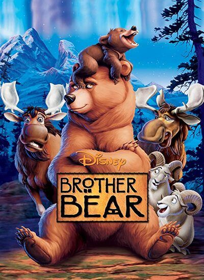 دانلود انیمیشن Brother Bear خرس برادر 2003 با دوبله فارسی