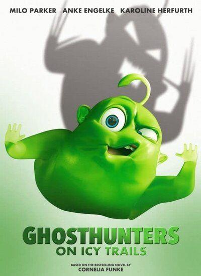 دانلود انیمیشن Ghosthunters on Icy Trails شکارچیان روح 2015 با دوبله فارسی