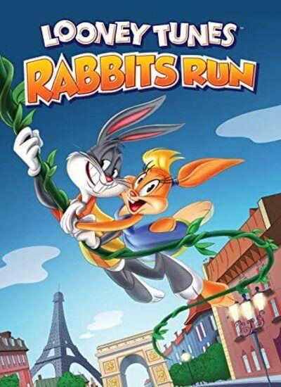 دانلود انیمیشن Looney Tunes: Rabbits Run لونی تونز: فرار خرگوش ها 2015 با دوبله فارسی