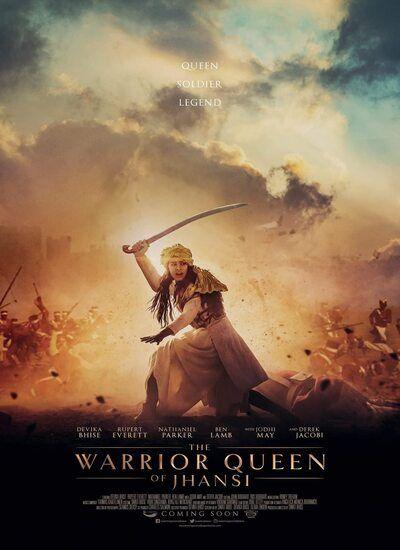 دانلود فیلم The Warrior Queen of Jhansi ملکه جنگجو جانسی 2019 با دوبله فارسی