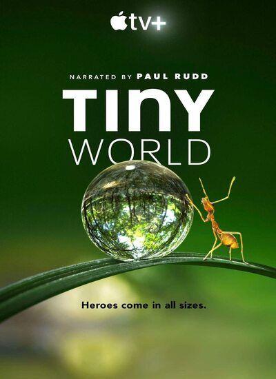 دانلود مستند Tiny World دنیای کوچک 2020 با دوبله فارسی